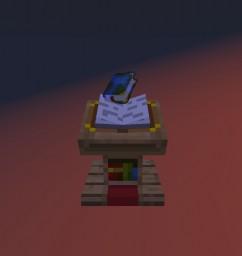 Warp Book Minecraft Data Pack