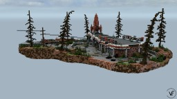 Red Rocket Station Minecraft Map & Project