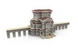victorian structure Minecraft Map & Project