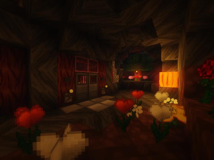 Underground abode
