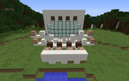 Amazon V.2 Minecraft Map & Project