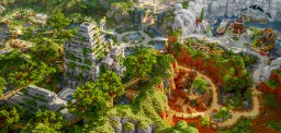 Mineville Zoo Minecraft Map & Project