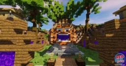 """Lobby and spawn """"Pineapple Islands"""" Minecraft Map & Project"""