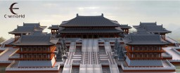Wanhua Palace | Project 1 Minecraft Map & Project