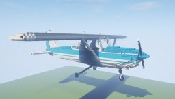 Cessna 152 Minecraft Map & Project