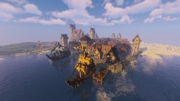 The Realm of Midgard Minecraft Map & Project