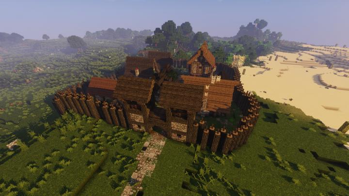 Edgemere village