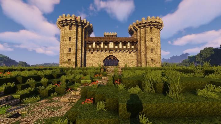 Battleborn Castle