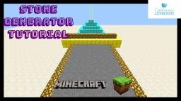 MINECRAFT STONE GENERATOR TUTORIAL Minecraft Blog