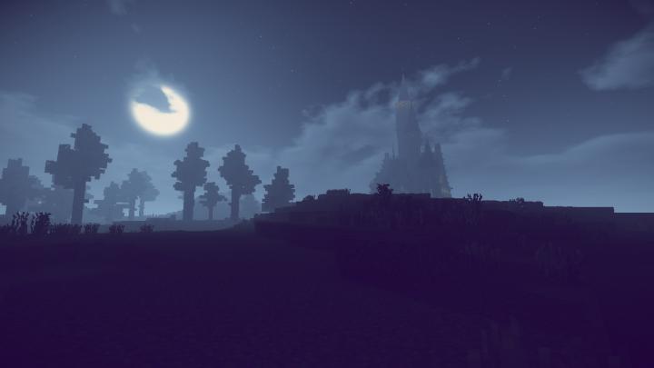 Undead Faction castle
