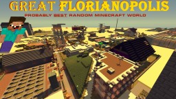 Florianopolis 0.12 Minecraft Map & Project