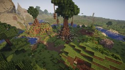 Hobbit Village - Back Again with the Hobbit Builds Minecraft Map & Project