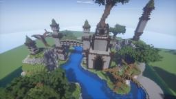 Nature Shrine Minecraft Map & Project