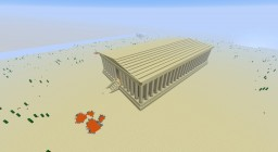 Massive Temple Minecraft Map & Project