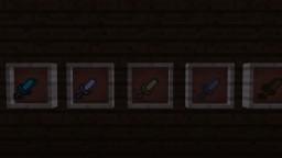 Zivano's Lower Swords pack [1.8-1.13] Minecraft Texture Pack