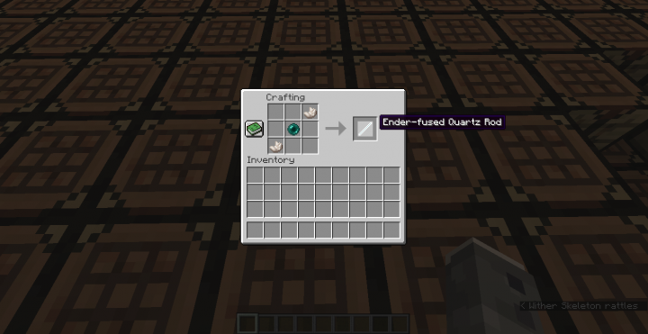 Ender-fused Quartz Rod Recipe