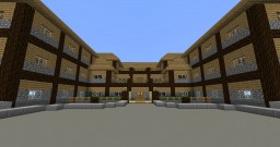 Mansion (Unfurnished) Minecraft Map & Project