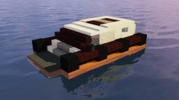 Top Gear Hovervan Minecraft Map & Project