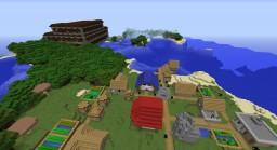 Pixelmon Open World Adventure 2.0 Minecraft Map & Project