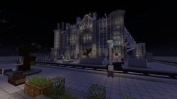 The GCPD Police Station by The4BDmaster