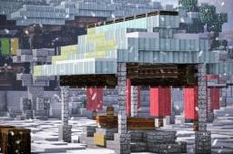 Daishi Chōzuya, Daishimachi, Kawasaki, Kanagawa, Kanto, Japan Minecraft Map & Project