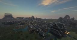 The Kōtetsu Castle Minecraft Map & Project