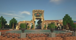 DisneyCrafter | Theme Parks in Minecraft Minecraft Map & Project