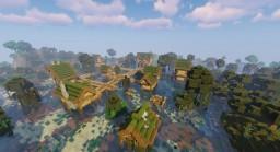 Witch Village (Swamp Village) Minecraft Map & Project