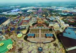 My Disneyland park 2 Minecraft Map & Project