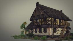 Conquest Reforged - Medieval House Minecraft Map & Project