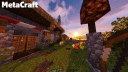 MetaCraft V0.8 Minecraft Texture Pack