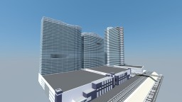 Panorama Towers - Las Vegas Project Minecraft Map & Project
