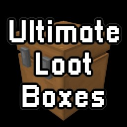 [1.12.2] Ultimate Loot Boxes - Loot boxes in Minecraft! Minecraft Mod