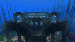Mermaid Cove Minecraft Map & Project
