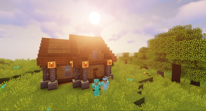 Popular Server Project : Survival Base: Simple and expandable!