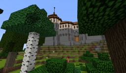 Ost Galdor - Penni avari stronghold in the Gwinwaith Iaur Minecraft Map & Project
