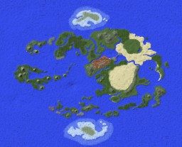 Avatar The Last Airbender World Minecraft Map & Project