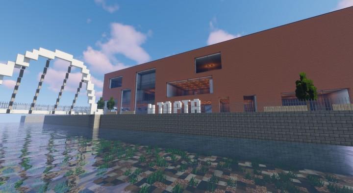 Popular Server Project : Modern Library