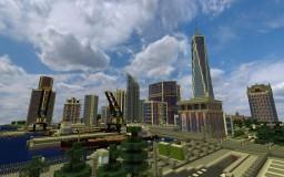 New Kavikton Minecraft Map & Project