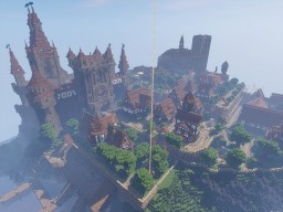 Port City of Borin Minecraft Map & Project