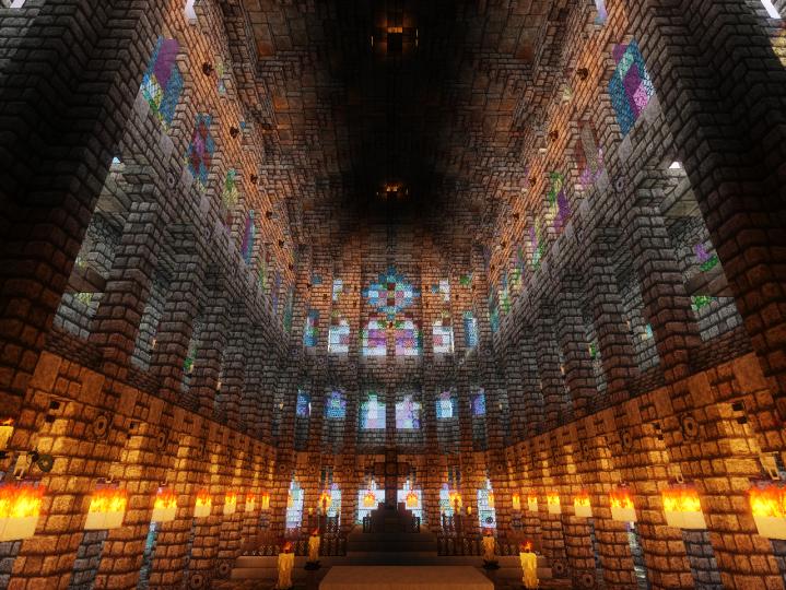 Notre Dame interior pt. 1