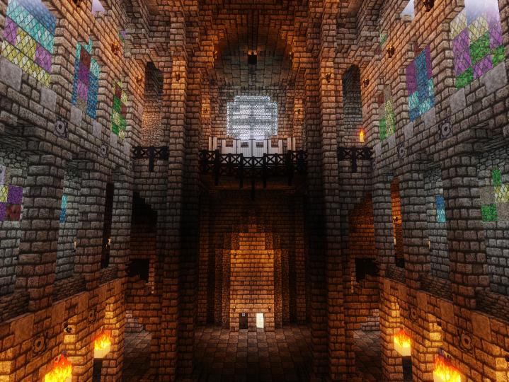 Notre Dame Interior pt. 2