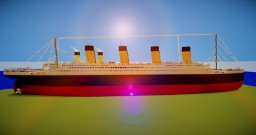 RMS Titanic (2019 Edition!) Minecraft Map & Project