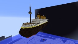 RMA Titanic - Airship, Sky Liner Minecraft Map & Project