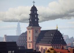 Marienkirche, Hanau, Hesse, Germany Minecraft Map & Project