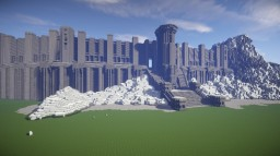 skyrim high hrothgar Minecraft Map & Project