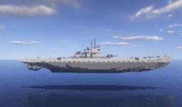 U-Boat Type IX C Minecraft Map & Project
