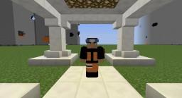 Naruto Uzumaki Shippuden Suit (Armor's Workshop)(Updated) Minecraft Mod