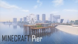 Pier Minecraft Map & Project