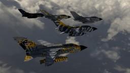 Tornado flight formation |10:1| TigerMeet liveries Minecraft Map & Project